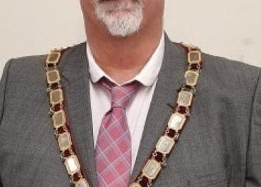 A few words from Mayor Brian Pratt