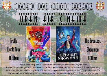 Saturday at the Movies...