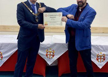 Tidworth Town Council's Community Awards Evening