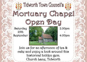 Mortuary Chapel Open Day