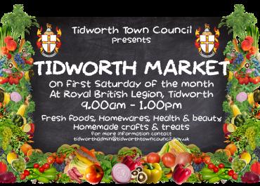 Tidworth Market